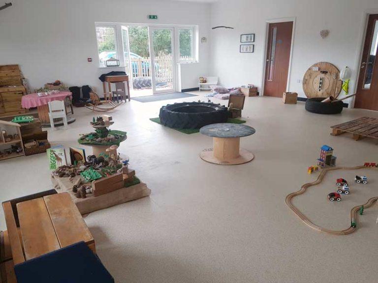 Little Leaders - Framlingham setting